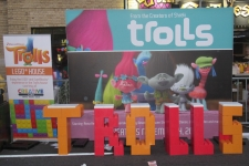 Trolls movie promotion